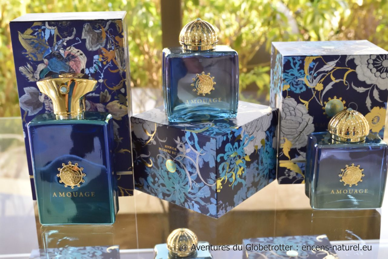One of the most expensive perfumes in the world: Amouage in Oman